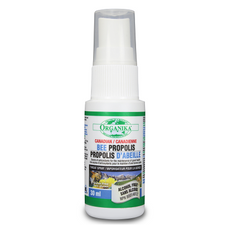 Organika Bee Propolis Throat Spray Alcohol Free 30ml | 620365021795