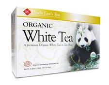 Uncle Lee's Tea Organic Legends of China White Tea | 892241000693
