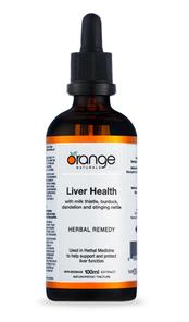 Orange Naturals Liver Health   886646005087
