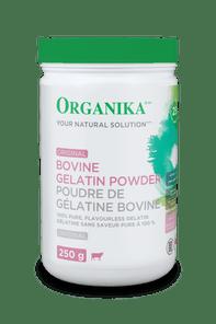 Organika Bovine Gelatin Powder 250g | 620365018566