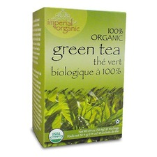 Uncle Lee's Tea Imperial Organic Green Tea | 879792000013