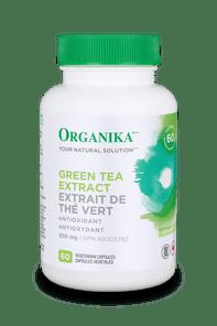 Organika Green Tea Extract 300 mg   620365018658