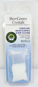 Bio Green Crystals Child Safe Multi-Surface and Toy Cleaner | 875405002146