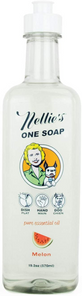 Nellie's All Natural One Soap Melon 570mL | 810648006056