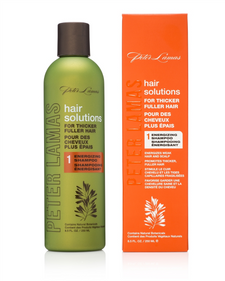 Peter Lamas Hair Solutions Energizing Shampoo   851477002499