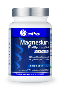 CanPrev Magnesium Bis-Glycinate 140 Mg Extra Gentle | 854378002261