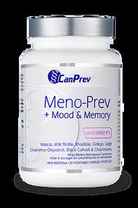 CanPrev Meno-Prev + Mood & Memory for Women 120VCaps   854378001165