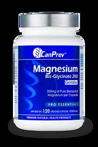 CanPrev Magnesium BisGlycinate 200mg | 854378001356