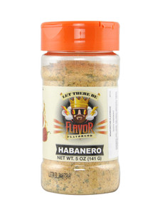 Flavorgod Habanero Seasoning 141 grams | 813327025973