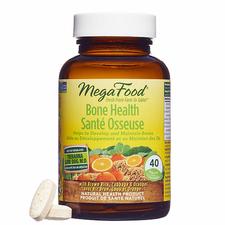 MegaFood Bone Health 40 tablets | 051494901861