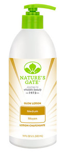 Nature's Gate Glow Lotion 532mL