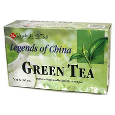 Uncle Lee's Tea Legends of China Green Tea | 049606100042