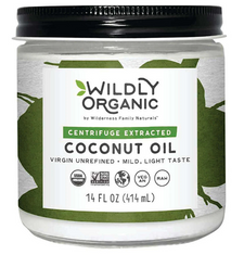 Wildly Organic Centrifuge Extracted Coconut Oil 414 ml | 898392004047