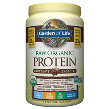 Garden of Life Raw Organic Protein - Chocolate 660g | 658010120500