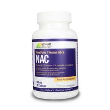 Westcoast Naturals NAC 500 mg | 626908304998