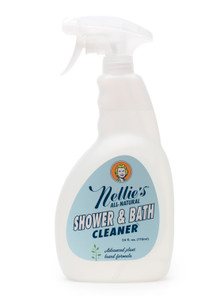 Nellie's All Natural Shower and Bath Cleaner | 810648001297