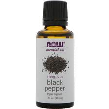 Now Essential Oils 100% Pure Black Pepper Oil | 733739074164