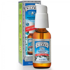 Sovereign Silver First Aid Gel 29ml | UPC: 684088501019