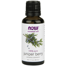 Now Essential Oils Juniper Berry Oil 30ml | 733739075581
