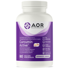 AOR Curcumin Active 60 vcaps | 624917042474