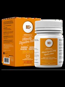 MS+ Mandarin Skin Plus Ultimate Digestive Relief 60 veg capsules | 0627843319108