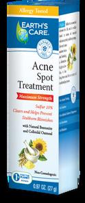 Earth's Care Acne Spot Treatment 10% Sulfur | 857307003339
