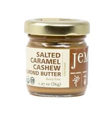 Jem Salted Caramel Cashew Almond Butter 36 grams | 860110001928