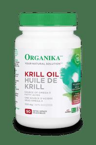 Organika Krill Oil 90 soft gel caps | 620365013998