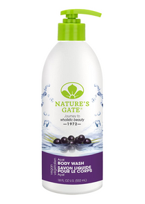 Nature's Gate Acai Body Wash 532mL