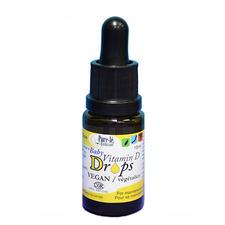 Pure-le Natural Baby Vitamin D Drops Vegan   621910004010