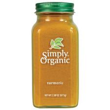 Simply Organic Turmeric   089836192176