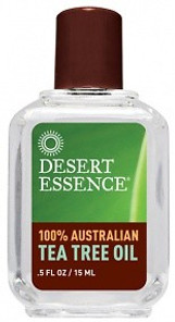 Desert Essence 100% Australian Tea Tree Oil 15ml | 000680000024