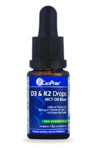 CanPrev D3 + K2 Drops | 854378001578