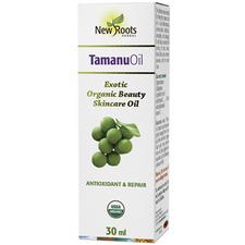 New Roots Herbal Organic Tamanu Oil 30ml | 628747216005