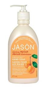 Jason Glowing Apricot Hand Soap   078522020011