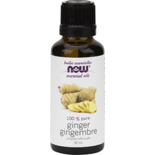 Now Essential Oils Ginger Oil 30ml | 733739875501