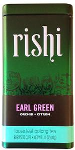 Rishi Tea Earl Green Oolong | 741391975804