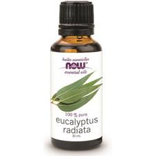 Now Essential Oils 100% Pure Eucalyptus Radiata Oil | 733739875273