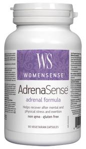 WomenSense AdrenaSense 90 Vegicaps   628826001256