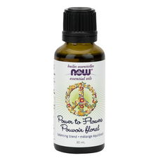 Now Essential Oils Power to Flowers Balancing Blend | 733739876348