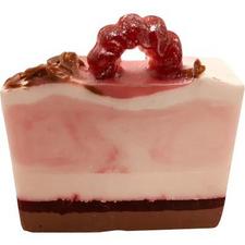 Naturally Vain Christmas Cheesecake Soap Bar  