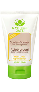Nature's Gate Sunless Tanner Lotion | 078347752074