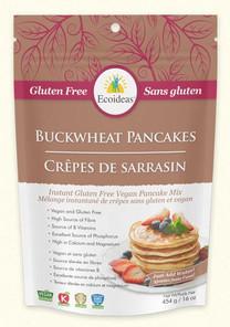Ecoideas Gluten Free Buckwheat Pancake Mix | 875405002412