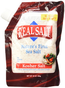 Redmond Real Salt Kosher Salt Pouch | 018788992707
