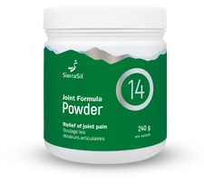 SierraSil Joint Formula 14 Powder - Relief of Joint Pain 240g   897871000730