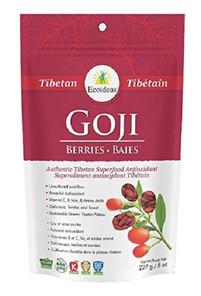 Ecoideas Tibetan Goji Berries   875405001217