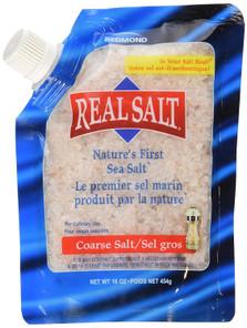 Redmond Real Salt Grinder Refill Salt Coarse 454g | 018788103806