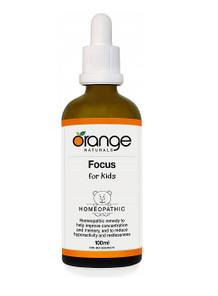 Orange Naturals Focus For Kids 100 ml | 886646050117