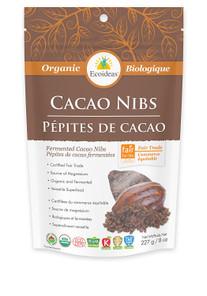 Ecoideas Organic Cacao Nibs | 875405005406