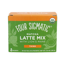 Four Sigmatic Matcha Latte Mix with Lion's Mane | 816897021055